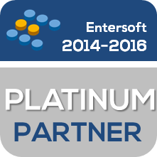 platinum συνεργάτης της entersoft