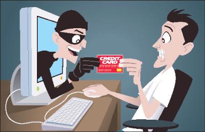 ασφάλεια στο διαδίκτυο - κλοπή