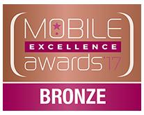 Διάκριση Mobile Excellence Awards 2017 για τη Synectics