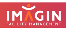 Imagin facility management logo