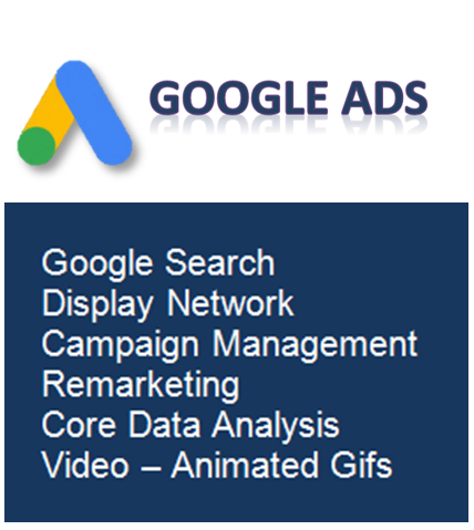 DIGITAL MARKETING SERVICES Google ads