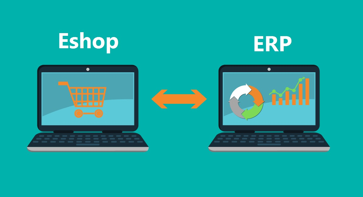 ERP Eshop | Διασύνδεση & Ενοποίηση του Πληροφοριακού Συστήματος